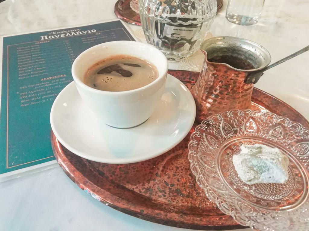 παραδοσιακός καφές
