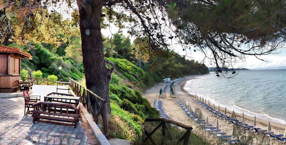 Τα χωριά της Ελλάδας, Κρυοπηγή Χαλκιδικής.