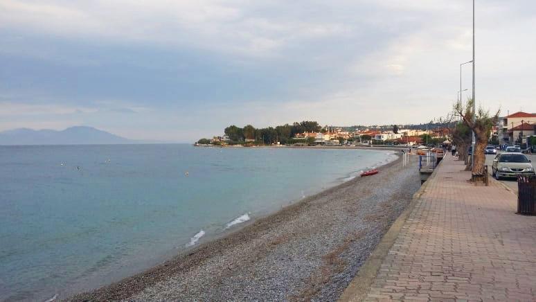 Τα χωριά της Ελλάδας, Συκιά Κορινθίας